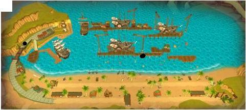 Steven's trading port Apep spawn places Dragonica