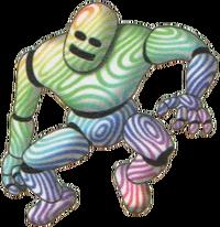 DQX - Rainbow mudman