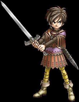 hero heroine dragon quest ix dragon quest wiki