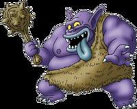 DQVIII - Great troll