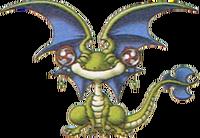 DQX - Thunder frog