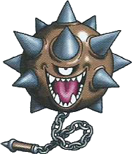 File:DQVII - Spiny mine.png