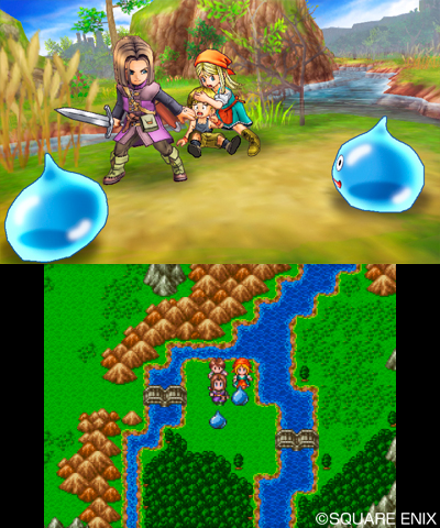 Dragon Quest XI Screenshot 9 (3DS)