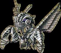 DQX - Zebra mantis