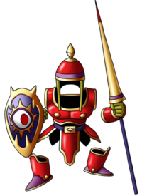 DQVIDS - Wayward armour