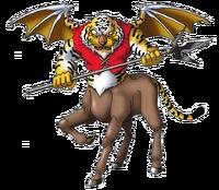DQIX - Trigertaur