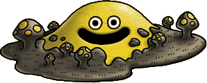 File:DQX - Muddy slime.png