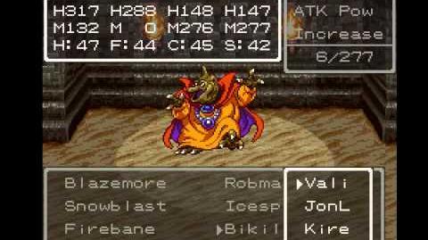 SNES Longplay 205 Dragon Quest III (part 7 of 7)
