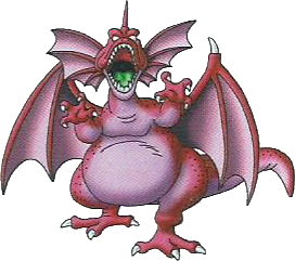 File:DQIVDS - Red dragon.png