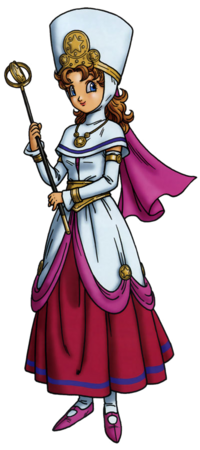 DQVIII - Princess Minnie