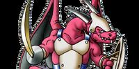 Mandrake marauder (Dragon Quest IX)