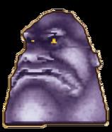 Mad moai