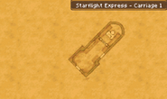 Starflight Express - Carriage 1