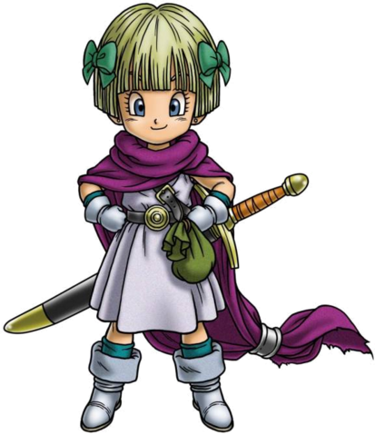 File:DQVDS - Hero's Daughter.png