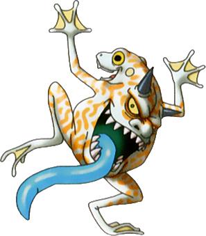 File:DQVIII - Frogman.png