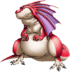DQVIII - Great argon lizard
