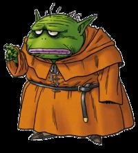 DQVIII - King trode