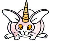 Hornedrabbit