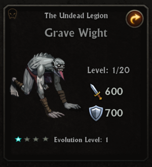 Grave Wight