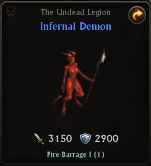 Infernal Demon