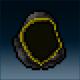 Sprite armor cloth blackened head