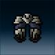 Sprite armor plate dwarven legs