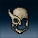 Sprite armor chain rusted head