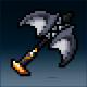 Sprite weapon baxe ess