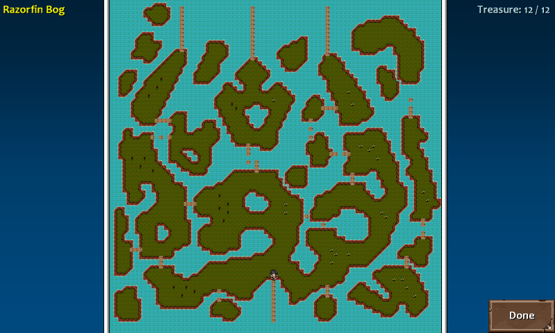 Map 4 razor 03 bog