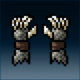Sprite armor chain tideforged hands
