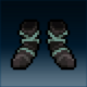 Sprite armor cloth cloth feet