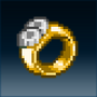 Sprite accessory ring black hp gcd