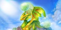 Dandelion Dragon