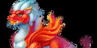 Porcelain Dragon
