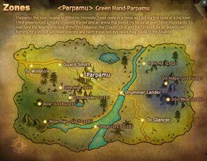Parpamu zone map