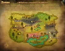 Willshire zone map