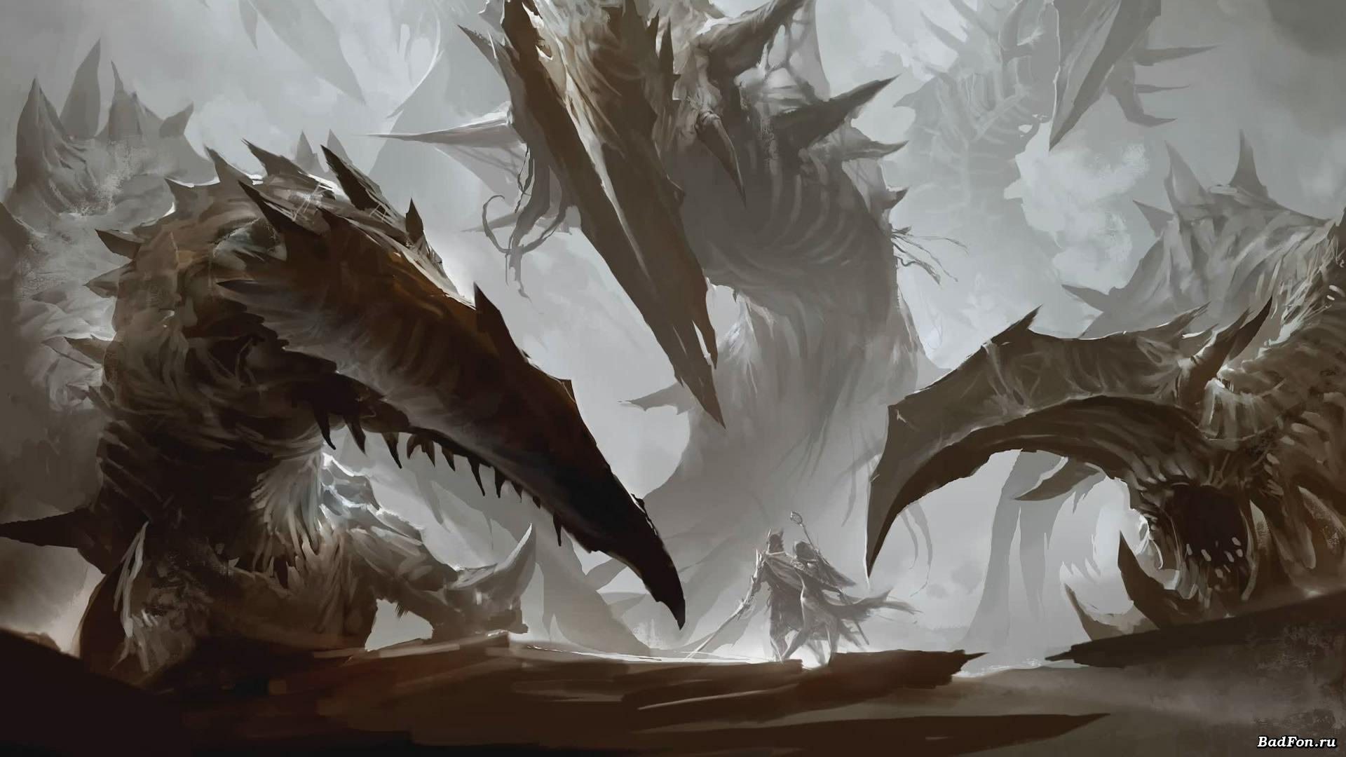Image Guild Wars 2 Monster Mage Jpg Dragon S Dogma