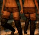 Dark Over-Knee Boots