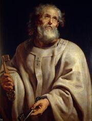HK rubens apostel petrus grt
