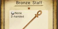 Bronze Staff