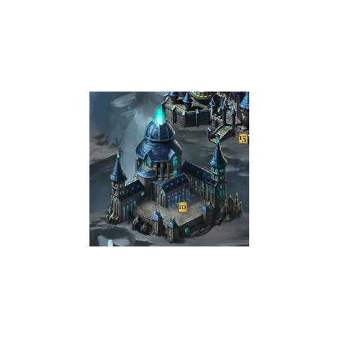 Steelshard Caverns Depoz level 10