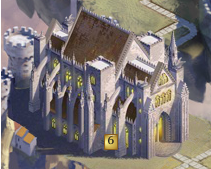 Cathedral lev. 6