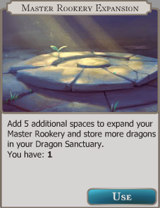 Master Rookery Expansion Info icon