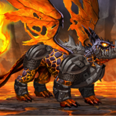 Demon Wing Armor