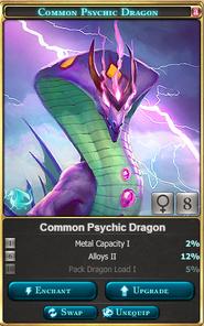 Psychic Dragon 3