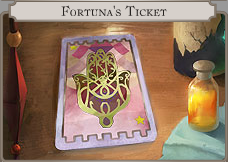 Fortuna's Ticket icon