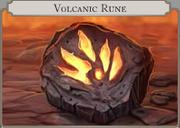 Volcanic Rune icon