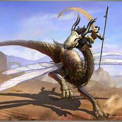 Sand Strider: Anthropus Talismans