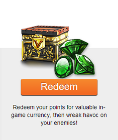 Kabam Rewards Redeem