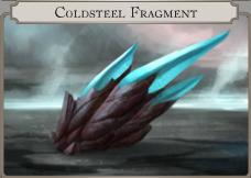 Coldsteel Fragment icon